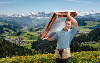 Thermo 2 Plus – das starke Dachfenster für die Schweiz