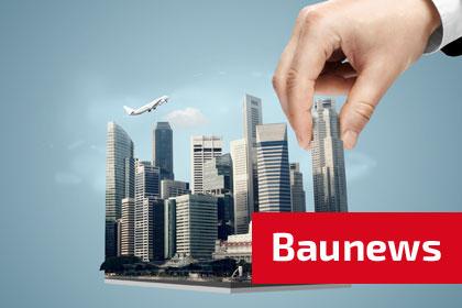 Baunews auf bauschweiz.ch das Portal für Bauen + Wohnen