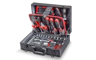Gewinnspiel-JET Werkzeugkoffer