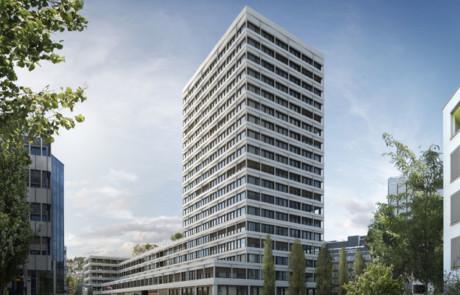 ATMOS - Der visionäre Business Park in Zürich-West