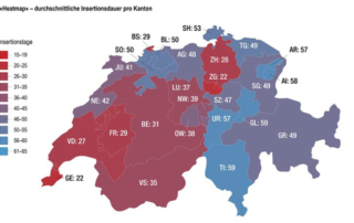 Online-Wohnungsindex für Mietwohnungen