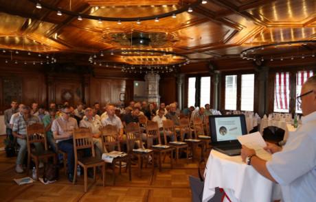 40 Jahre Holzenergie Schweiz – Vereinsversammlung