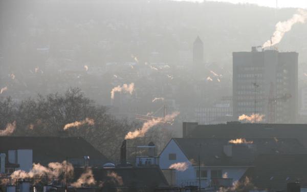 Luftreinhalte-Verordnung LRV sorgt für saubere Holzverbrennung