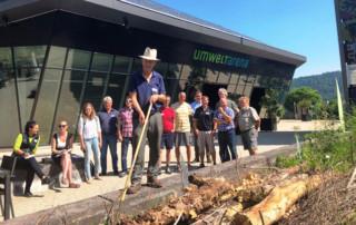 Umwelt Arena Schweiz fördert Artenvielfalt