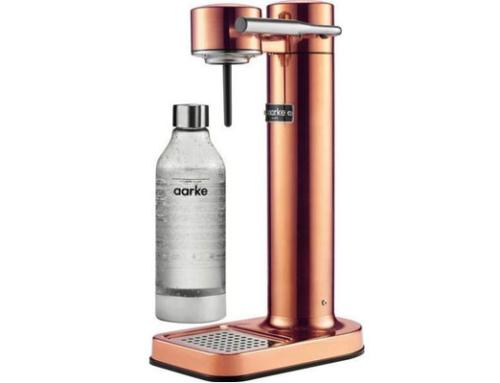 Gewinnspiel AARKE Sparkling Water Maker Carbonator II