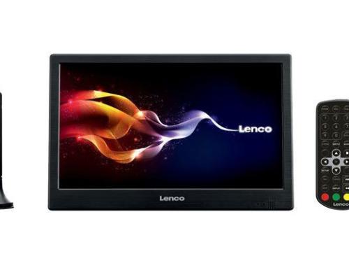 Gewinnspiel Lenco LCD TV
