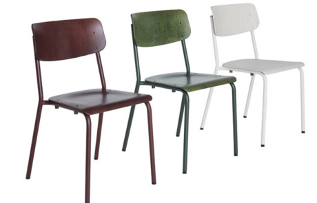 Hassenpflug: Zeitloser Stuhl-Klassiker in neuen Farben