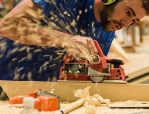 Holz 2019: Trends und neue Technologien für die Holzbearbeitung