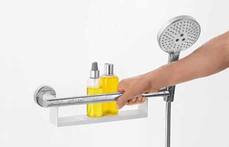 Duschkomfort mit sicherem Halt