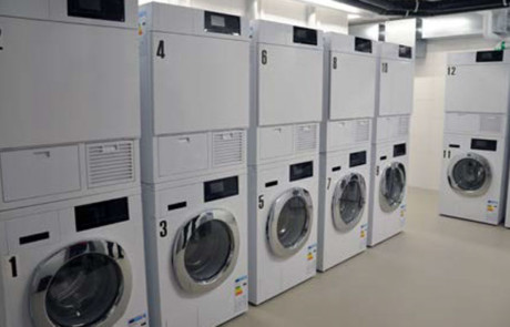 Online-Abrechnung für Gemeinschafts-Waschküchen und Elektro-Ladestationen