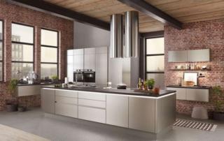 Reine Luft in der Küche