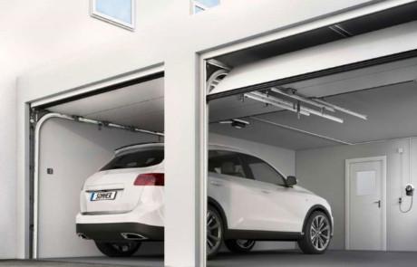 Schlüssellos in die Garage