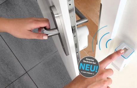 Swissbau 2020 Ausstellertipps ekey biometric systems Est.