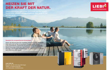 Swissbau 2020 Ausstellertipps Liebi LNC AG