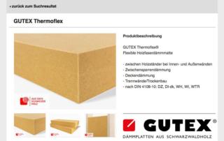 GUTEX: digital und trotzdem nah am Kunden