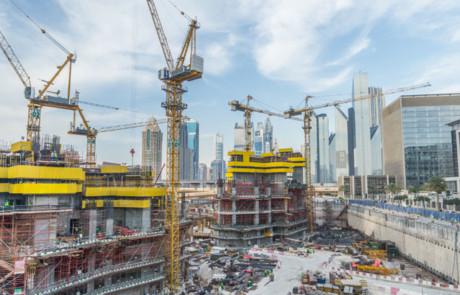 Bauhauptgewerbe steigert Umsatz im dritten Quartal
