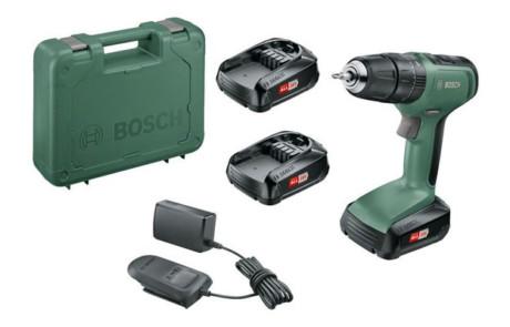 Gewinnspiel Bosch Akku-Schlagbohrschrauber