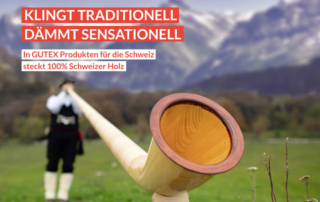 Qualität aus Schweizer Holz, Service aus erster Hand