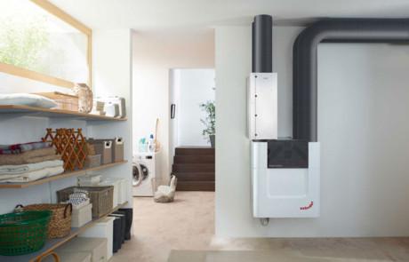 Schluss mit trockener Luft im Wohnraum