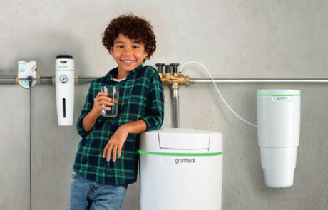 Swissbau 2020 Ausstellertipps Grünbeck Wasseraufbereitung Schweiz GmbH