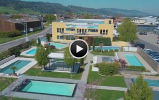 Der grösste Schwimmbad-Produzent der Schweiz