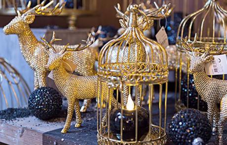 Weihnachtsausstellungen in den Hauenstein Gartencentern