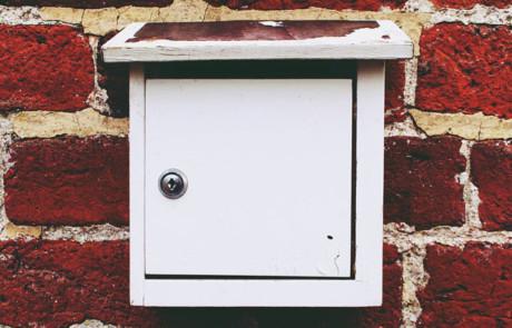 Wenn der Postbote nicht mehr klingelt