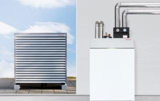 Die neue Biblock Wärmepumpe von Weishaupt - extrem leise und effizent