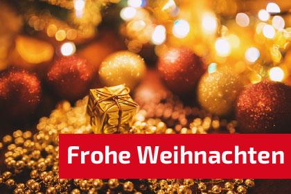 bauschweiz.ch wünscht Frohe Weihnachten