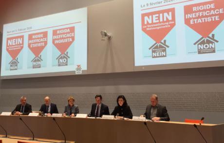 Nein zum Quotenwahnsinn - Nein zur Mieterverbandsinitiative