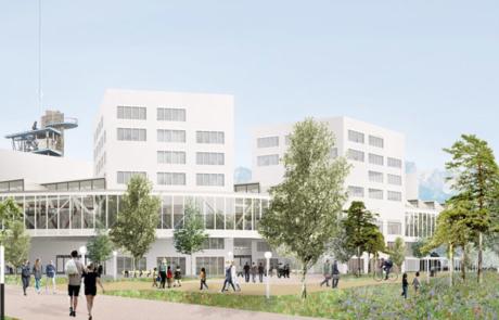 RTS erhält 2025 ein neues Gebäude