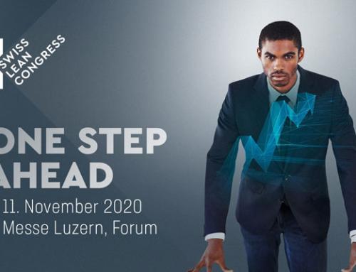 Swiss Lean Congress 2020 – One step ahead