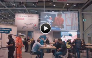 Swissbau 2020 Standinterview Debrunner Acifer