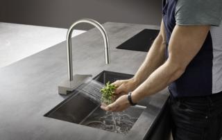Aquno Select M81: Brauseeffizienz in der Küche