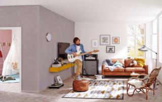 Räume flexibel gestalten