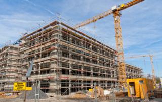 Quartalserhebung Bauindex: Corona bremst Bauhauptgewerbe