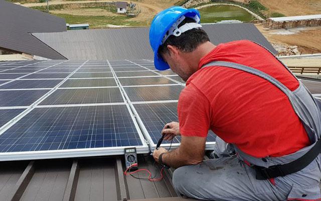 UVEK stützt den Photovoltaik-Ausbau