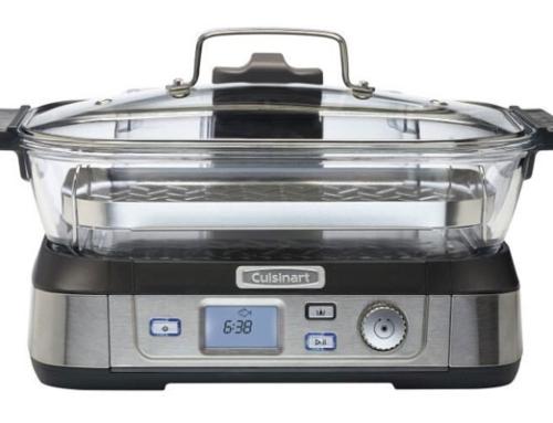 Gewinnspiel Cuisinart Dampfgarer Digital Steam
