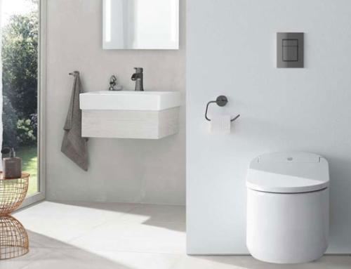 Die Vorteile eines Dusch-WCs