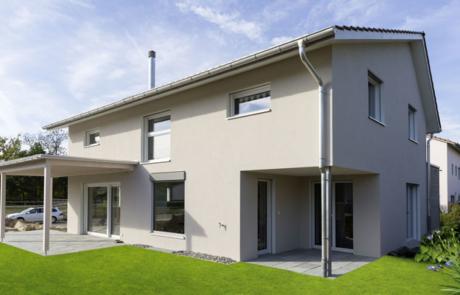 Einfamilienhaus in Rheinau