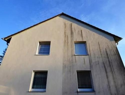 Fassadenreinigung ist unsere Leidenschaft