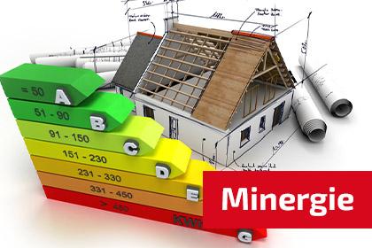 Informationen zu Minergie auf bauschweiz.ch das Portal für Bauen + Wohnen.
