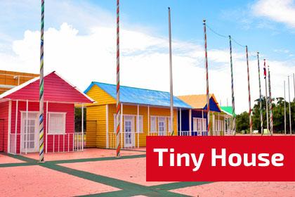 Alles zum Thema Tiny- und Kleinhäuser auf bauschweiz.ch