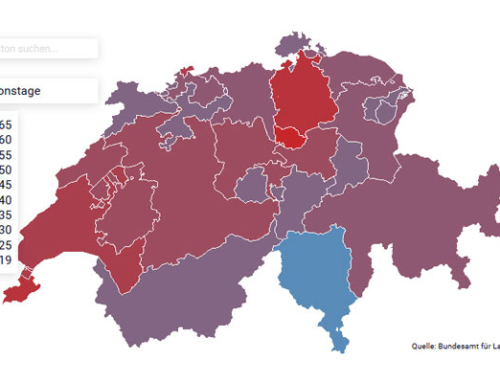 Online-Wohnungsindex April 2019 – März 2020