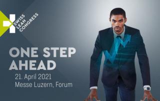 Swiss Lean Congress 2021 – One step ahead