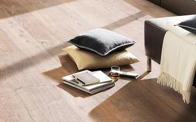 Bodenbeläge aus Parkett, Laminat, Vinyl, Teppich & Co. vom ...