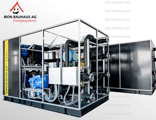 Ihr Partner für energieeffiziente Heiz- und Kühlzentralen
