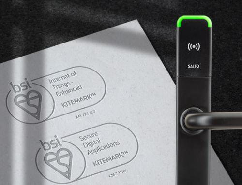 Sicherheit von SALTO Zutrittslösungen zertifiziert