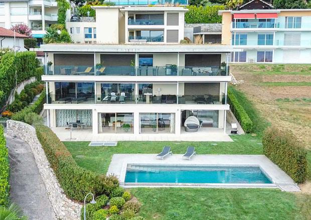 Wohnung in Sentiero Centrale 10 b – 6605 Locarno