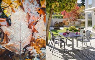 Richtige Reinigung und Pflege von Gartenmöbeln